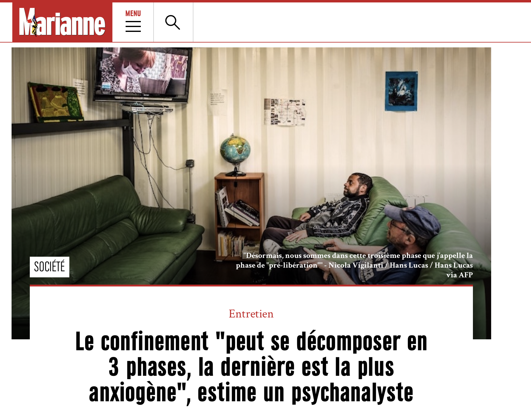 article marianne